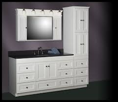 42 Bathroom Vanity With Top by Bathroom Vanities With Linen Towers 36