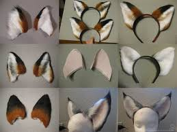 deer ears headband ear commission exles by caninehybrid on deviantart