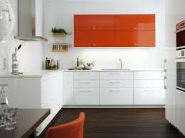 orange kitchen cabinets orange kitchen cabinet