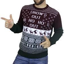 novelty sweaters u2013 ugly christmas sweater kit