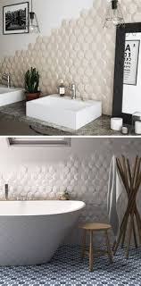 si e bain panneau mural 3d mur de salle de bain pinteres