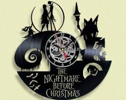 The Nightmare Before Christmas Home Decor Nightmare Before Christmas Decor Etsy