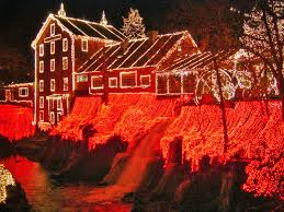 clifton ohio christmas lights places to go buildings to see clifton mill christmas clifton ohio
