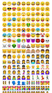 new android emojis android o redesigns emojis get them now on android 5 0