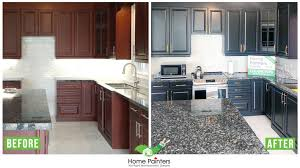 painting kitchen cabinet doors before and after the painting kitchen cabinets process home painters toronto