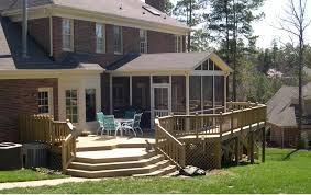 home design screened covered patio ideas tile cabinets screened