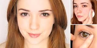 review tutorial makeup sehari hari tutorial makeup natural cantik dan fresh untuk kuliah vemale com