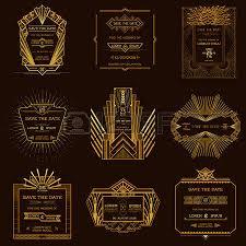 gatsby wedding invitations gatsby wedding invitations