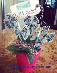money bouquet simple with o graduation gifts money bouquet