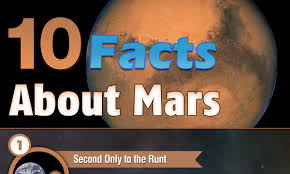 10 facts about mars astronomy is awesome