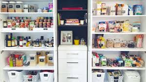 Pantry Shelf How To Get The Pantry Of Your Dreams The Home Edit U0027s Makeover Magic