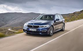 2018 bmw 5 series wagon euro spec first drive review car and