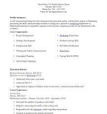 sle resume for college intern impressive objectives for internship resume finance engineering