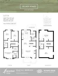 river s edge village homes diverse properties floor plans