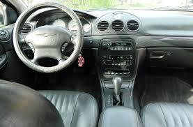 chrysler car interior 2002 chrysler 300m specs and photos strongauto