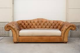 Distressed Chesterfield Sofa Distressed Leather Camel Back Chesterfield Sofa Homestead