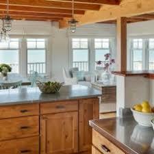 Coastal Kitchens Images - coastal open plan kitchen photos hgtv