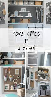 Home Office Closet Ideas With Exemplary Closet Home Office Design - Closet home office design ideas