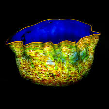 Chihuly Vase Dale Chihuly Glass And Paintings