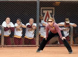 gophers softball coach allister we re going to prove