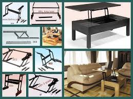 lift up coffee table mechanism with spring assist coffee table building pinterest coffee and interiors