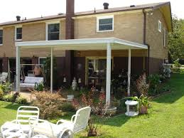 Aluminum Wood Patio by Aluminum Patio Covers Choices