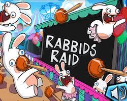 rabbids invasion games free rabbids invasion games