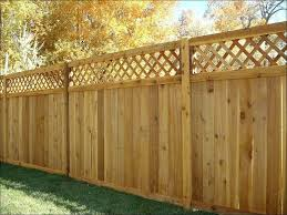 interiors awesome lowes fencing vinyl privacy fence backyard