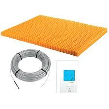 Heated Bathroom Rug Bathroom Underfloor Heating Reviews Installing Radiant Floor