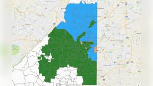 Election Map Interactive Mayor U0027s Race Here U0027s How Atlanta Voted In The Runoff Election Wsb Tv