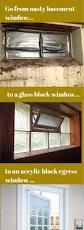 How To Fix Glass Glass Block Basement Windows U2013 Craftmine Co
