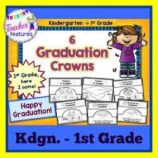 kindergarten graduation hats kindergarten graduation hats crowns by features tpt