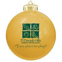 custom ornaments for your school or organization
