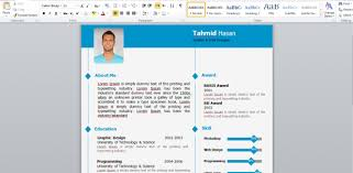 The Best Resume Template 100 Best Resume Template Word Best 25 Cover Letter Template