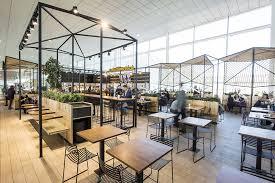 food court design pinterest la dehesa de santa maria barcelona airport dear design ideas