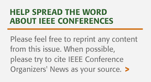 ieee conference organizers u0027 news archive