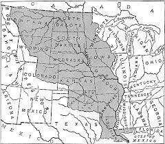 louisiana geographical map 2955 gif
