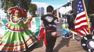 Yaqui Flag Native American Connections Parade Phoenix Arizona 2015 Youtube