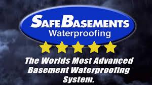 basement waterproofing basement drainage system safebasements
