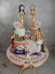 twin sisters special memories birthday cake cake by melanie jane