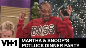 Potluck Meme - snoop dogg always on beat martha snoop s potluck dinner party