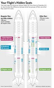 Air China Seat Map by The Airline Fee To Sit With Your Family Wsj