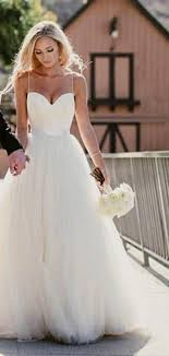 wedding dresses with straps simple wedding dresses with straps naf dresses