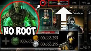 x mod game terbaru apk mortal kombat x hack mod apk 1 11 1 unlimited money no root 2017