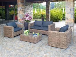 divanetti in vimini da esterno salotti da giardino divani per esterno effea brescia