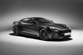 aston martin blacked out 2015 q by aston martin vanquish coupe in satin jet black 300 000