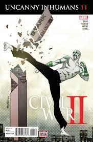 preview uncanny inhumans 11 comic vine