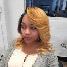 length blonde bob hairstyle idea