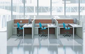 New AIS Benching Systems And Cubicles Office Techs Furniture - Ais furniture