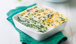 cuisine epinard lasagnes chèvre épinards surgelés les plats cuisinés picard